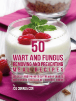 50 Wart and Fungus Removing and Preventing Meal Recipes