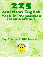 225 Verb & Preposition Combinations