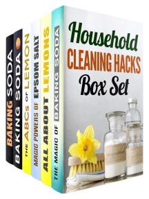 Household Cleaning Hacks: Baking Soda, Epsom Salt and Lemon Recipes to Keep Your Home Clean and Fresh: Declutter & Cleaning Hacks