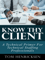 Know Thy Client