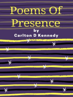 Poems Of Presence