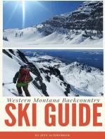 Western Montana Backcountry Ski Guide