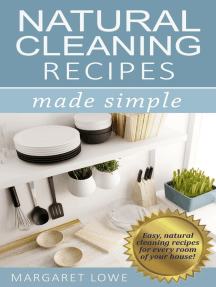 Natural Cleaning Made Simple