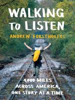 Walking to Listen