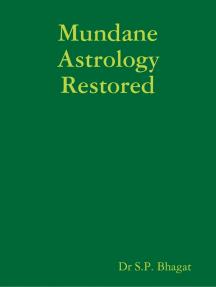 Mundane Astrology Restored