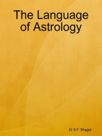 The Language of Astrology