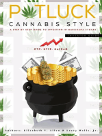 Potluck Cannabis Style - A Step by Step Guide to Investing in Marijuana Stocks