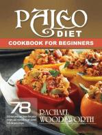 Paleo Diet Cookbook For Beginners