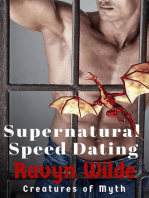 Supernatural Speed Dating