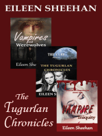The Tugurlan Chronicles Boxed Set, Book 1-Vampire Iniquity; Book 2- The Cure; Book 3