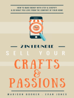 Sell Your Crafts & Passions