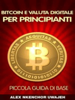 Bitcoin E Valuta Digitale Per Principianti