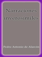 Narraciones inverosimiles