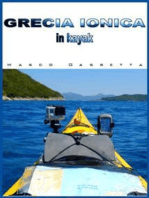 Grecia Ionica in kayak