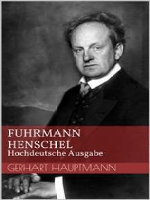 Fuhrmann Henschel - Hochdeutsche Ausgabe