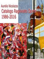 Catalogo Ragionato Opere Pittoriche