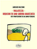 Malatesta - Indagini di uno sbirro anarchico (vol.8)