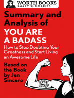 Summary and Analysis of You Are a Badass