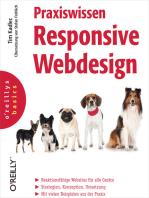 Praxiswissen Responsive Webdesign