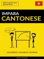 Impara il Cantonese