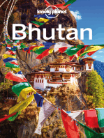 Lonely Planet Bhutan