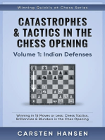 Catastrophes & Tactics in the Chess Opening - Volume 1