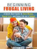 Beginning Frugal Living