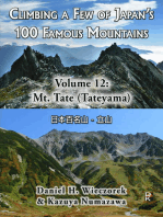 Climbing a Few of Japan's 100 Famous Mountains - Volume 12