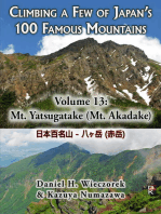 Climbing a Few of Japan's 100 Famous Mountains - Volume 13