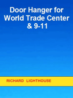 Door Hanger for World Trade Center & 9-11