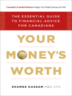 Your Money's Worth: The Essential Guide to Financial Advice for Canadians