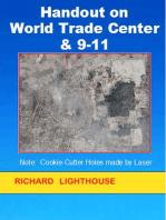 Handout on World Trade Center & 9-11