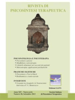 Rivista di Psicosintesi Terapeutica n. 28