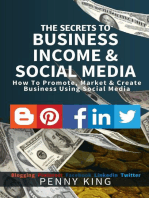The SECRETS to BUSINESS, INCOME & SOCIAL MEDIA collection