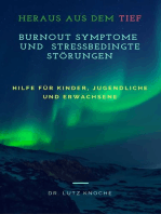 Burnout Symptome und Stressbedingte Störungen