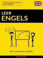 Leer Engels