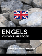 Engels vocabulaireboek