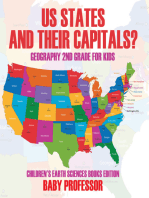 US States And Their Capitals