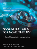 Nanostructures for Novel Therapy