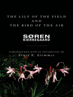 The Lily of the Field and the Bird of the Air