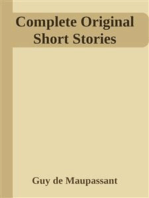 Complete Original Short Stories