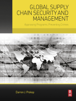 Global Supply Chain Security and Management