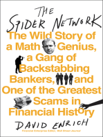 The Spider Network: How a Math Genius and a Gang of Scheming Bankers Pulled Off One of the Greatest Scams in History