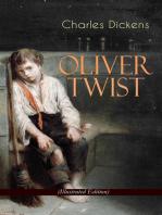 OLIVER TWIST (Illustrated Edition)