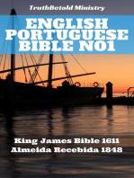 English Portuguese Bible No1: King James Bible 1611 - Almeida Recebida 1848