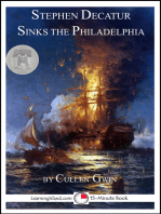 Stephen Decatur Sinks the Philadelphia