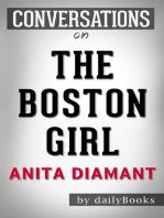 Conversations on The Boston Girl