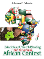 Principles of Church Planting and Missions In African Context