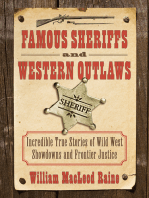 Famous Sheriffs and Western Outlaws