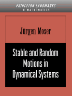 Stable and Random Motions in Dynamical Systems